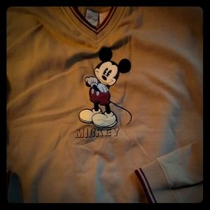 Vintage women's Mickey Mouse sweater